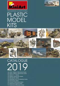 Catálogos - catálogo novedades Miniart 2019