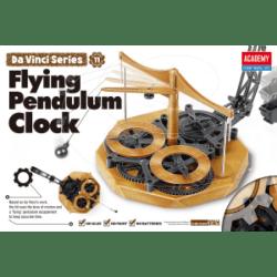 Academy-Flying Pendulum Clock, reloj pendular. Sin Escala. Ref: 18157.