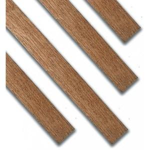 Listones madera sapelly 2 x 12 x 1000 mm. 1 unidad. Marca Dismoer. Ref: 990012.