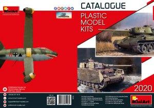 Catálogo Miniart - 2020