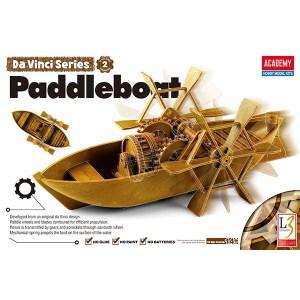 Academy - Paddleboat. Sin Escala. Ref: 18130.