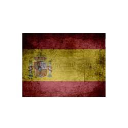 Base auto adhesiva grunge España 26x19cm. Marca Fcmodeltips / Fcmodeltrend. Ref: 35363.