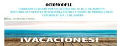 Vacaciones ociomodell.com
