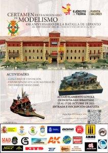 Certamen Modelismo Loyola, 15 al 17 de Octubre 2021.