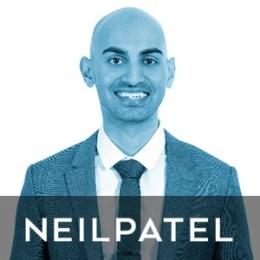 Neil Patel RD Summit 2016