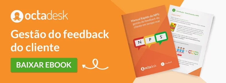 ebook manual rápido do nps - gestão do feedback do cliente em tempo real