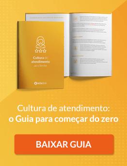 Guia de Cultura de atendimento ao cliente