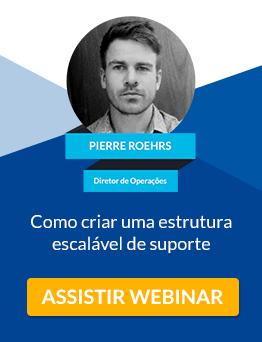 Webinar Empresa Perseus - Como escalar o atendimento ao cliente