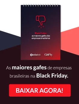 Maiores gafes black friday de empresas brasileiras