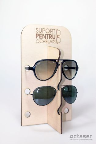 suport ochelari de soare