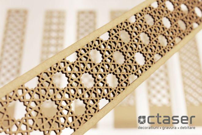 elemente decorative debitate laser