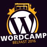 WordCamp Belfast logo