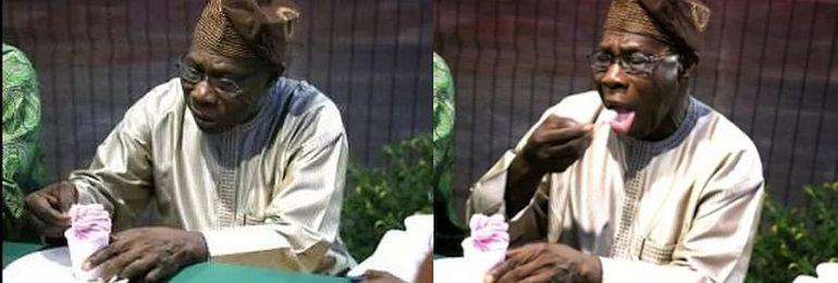 obasanjo-eating-ice-cream-foodie
