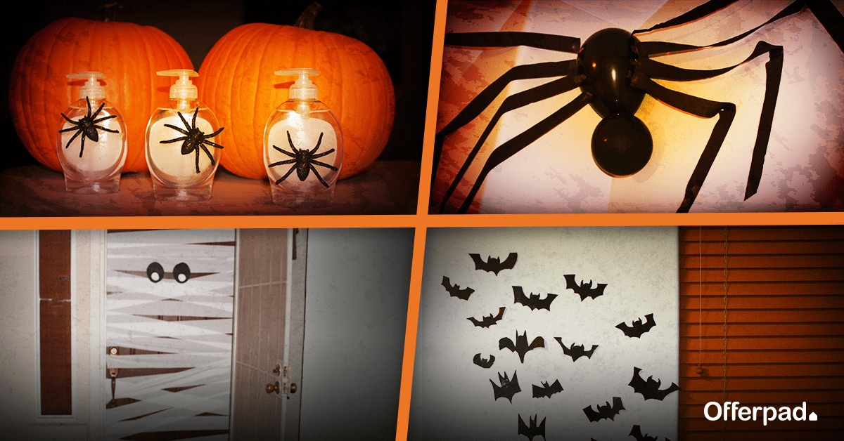 Treat yourself to our list. How To 5 Easy Cheap Fun Diy Halloween Decorations For Your Home