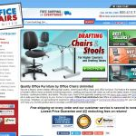 Office Chairs Unlimited Announces Site Redesign