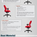 A New Office Chair Can Help Back Pain & Other Health Problems - Infographic