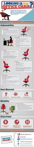 Looking for a New Office Chair