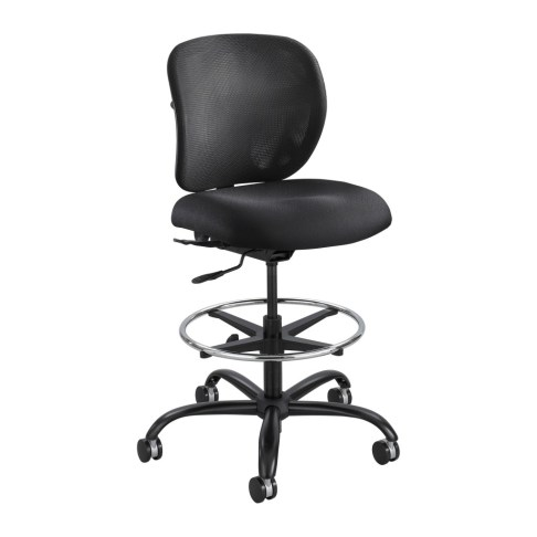 safco vue extended height stool