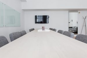 Conference table sizes