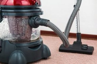 Vacuum your floors regularly to remove dirt and germs