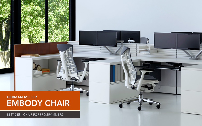 Best Desk Chairs for Programmers  Office Designs Blog