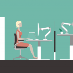 Posture Chair Sitting Best Nursery Chairs Infographic Avoid Desk Pain With Correct Office Designs Blog