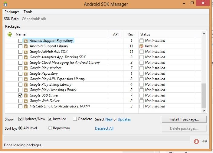 ADB ve fastboot kullanarak Android cihaz rootlamak, custom recovery kurmak ve ROM imajı yüklemek