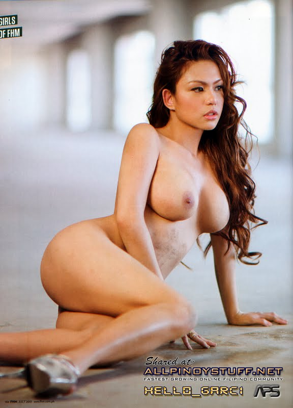 Filipina nude models