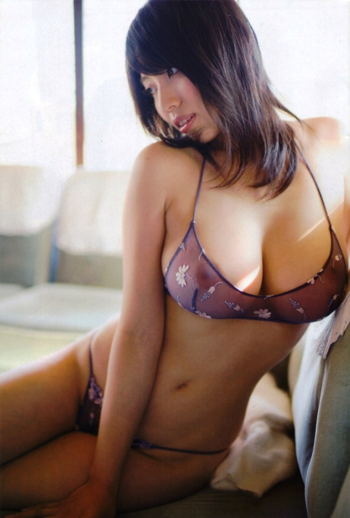 Former-gravure-model-Asami-Sakanoue-www.ohfree.net-007 Former gravure model Asami Sakanoue 坂ノ上朝美 Naked Photos