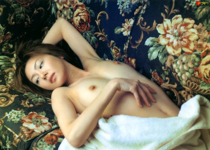 Japanese-gravure-idol-Mizuho-Nakamura-www.ohfree.net-014 Japanese gravure idol Mizuho Nakamura 中村みづほ nude photos