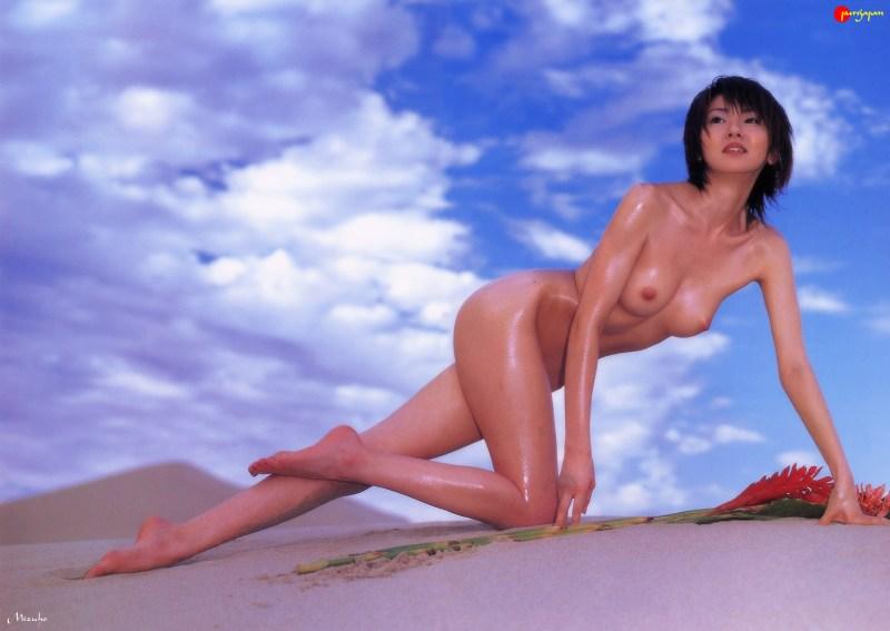Japanese-gravure-idol-Mizuho-Nakamura-www.ohfree.net-023 Japanese gravure idol Mizuho Nakamura 中村みづほ nude photos