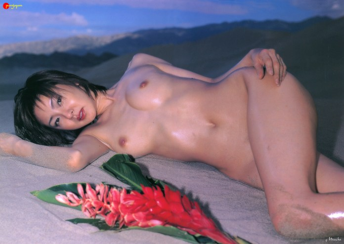 Japanese-gravure-idol-Mizuho-Nakamura-www.ohfree.net-024 Japanese gravure idol Mizuho Nakamura 中村みづほ nude photos