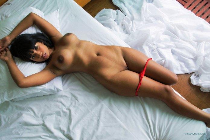 Thai-model-Xanny-Disjad-nude-www.ohfree.net-008 Thai model Xanny Disjad nude sexy photos leaked