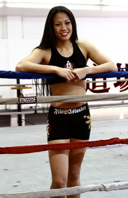 MMA-fighter-Ana-Julaton-leaked-www.ohfree.net-013 Filipina-American boxer and MMA fighter Ana Julaton leaked nude sexy