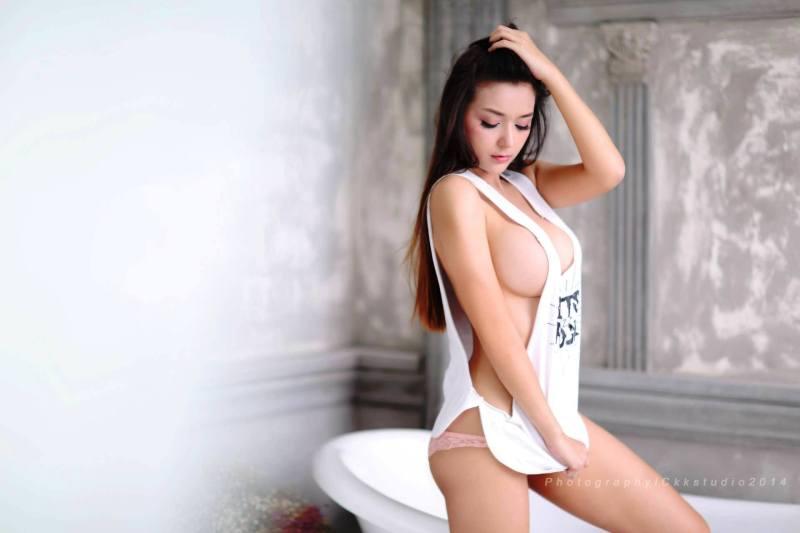 Napasorn-Sudsai-aka-Jenny-Lomdaw-by-shopbeo.com-023 Thai model Napasorn Sudsai aka Jenny Lomdaw nude sexy photos leaked