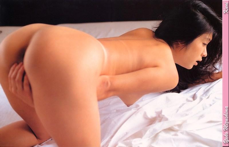 Japanese-gravure-idol-Yuko-Mizushima-006-by-ohfree.net_ Japanese gravure idol Yuko Mizushima 水島裕子 nude sexy photos leaked