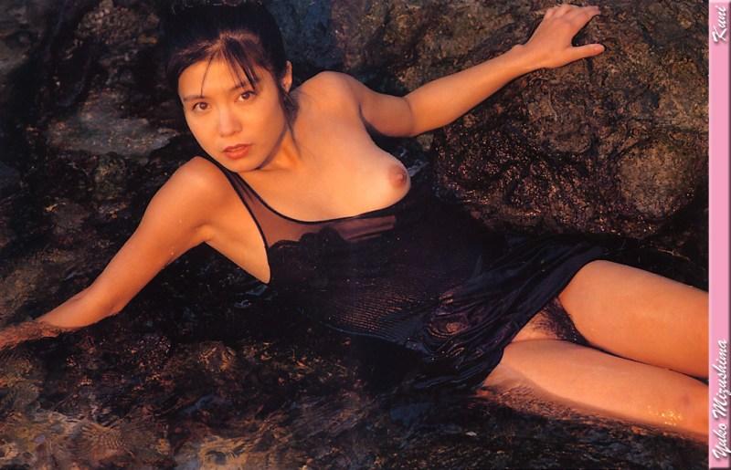 Japanese-gravure-idol-Yuko-Mizushima-017-by-ohfree.net_ Japanese gravure idol Yuko Mizushima 水島裕子 nude sexy photos leaked