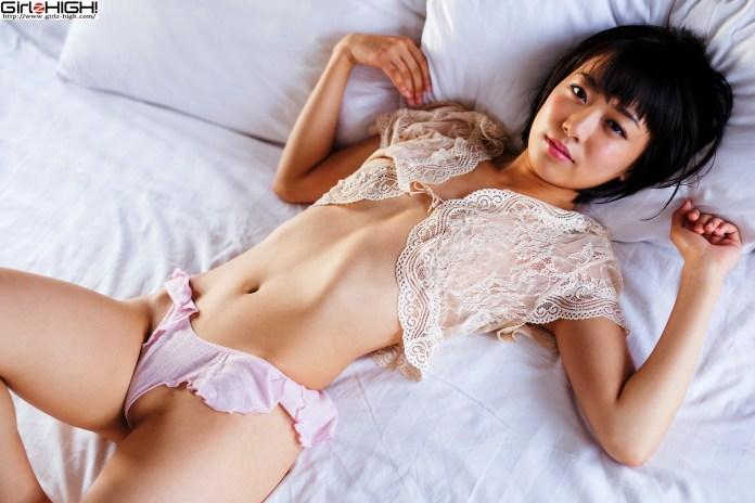 Gravure-model-Koharu-Nishino-043-by-ohfree.net_ Gravure model Koharu Nishino 西野小春 leaked nude sexy photos