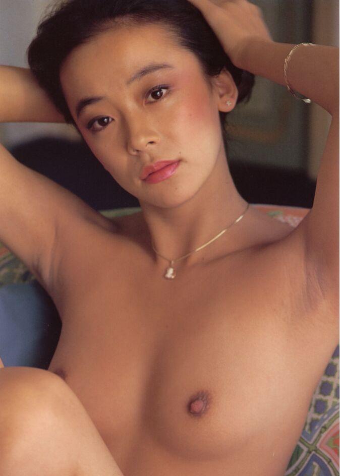 Japanese actress Kimiko Nakayama leaked nude sexy photos