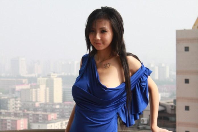 Chinese-Big-tits-model-Yi-Yi-www.sexvcl.net-006 Chinese Big tits model Yi Yi 依依 naked sexy photos