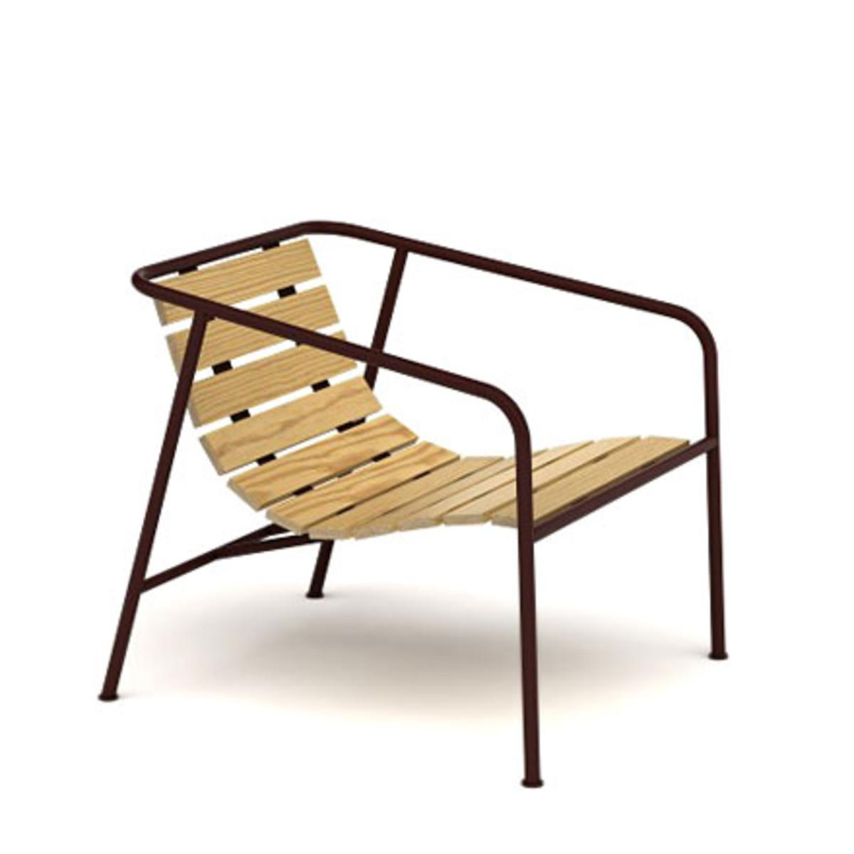 wooden slat chairs kohls anti gravity chair a made of slats oikos blog