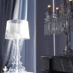 Design Chair Kartell Co Chairs Bourgie By - 14 Designers Reimagine The Classic Lamp Oikos Blog