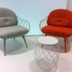 2 Seat Table And Chairs Rocking Chair Replacement Pina Collection By Magis - Inflated Oikos Blog