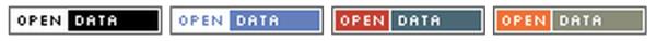 open data buttons