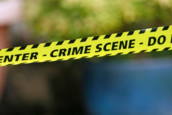 Crime Scene by Alan Cleaver, Flickr, CC-BY