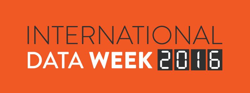International Data Week: From Big Data to Open Data – Open