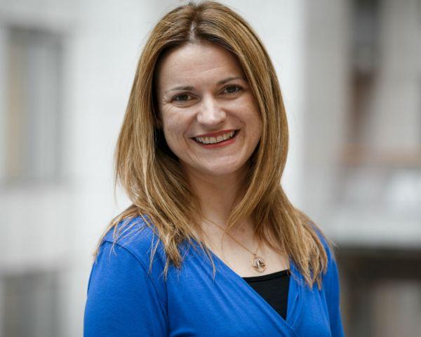 Catherine Stihler, CEO of Open Knowledge International