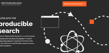 Frictionless Data for Reproducible Research Fellows Programme