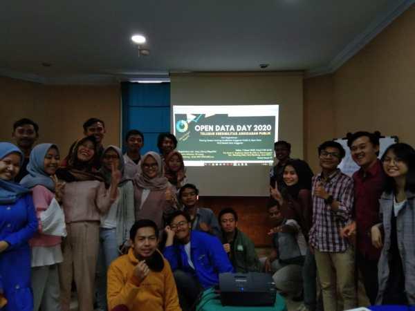Perkumpulan Inisiatif celebrate Open Data Day 2020 in Indonesia