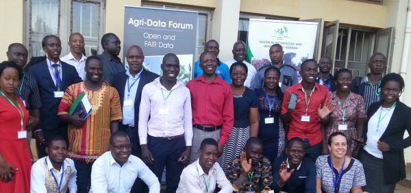 Youths in Technology and Development Uganda celebrate Open Data Day 2020